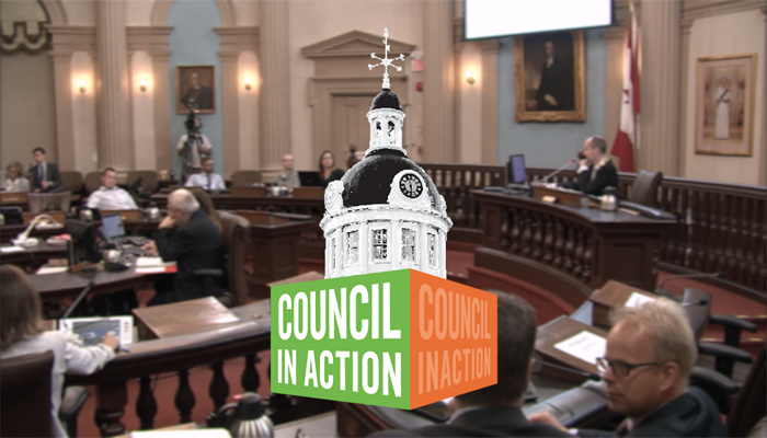 Council In Action - It's Your City - Join The Discussion