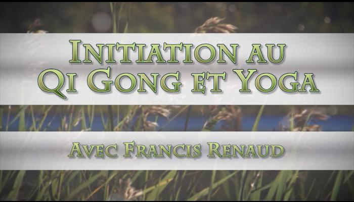 Initiation au Qi Gong Yoga