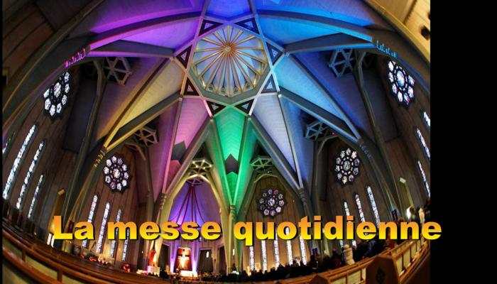 La messe quotidienne