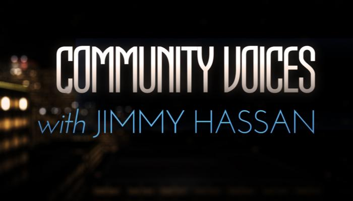 Community Voices Logo