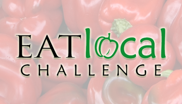 Eat Local Challenge show logo