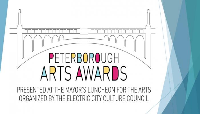 Celebrating the Peterborough Arts Community.
