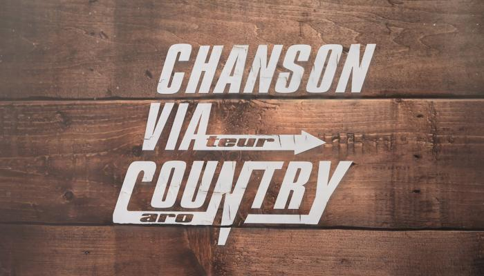 Chanson Via Country