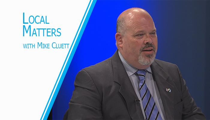 Local Matters with Mike Cluett