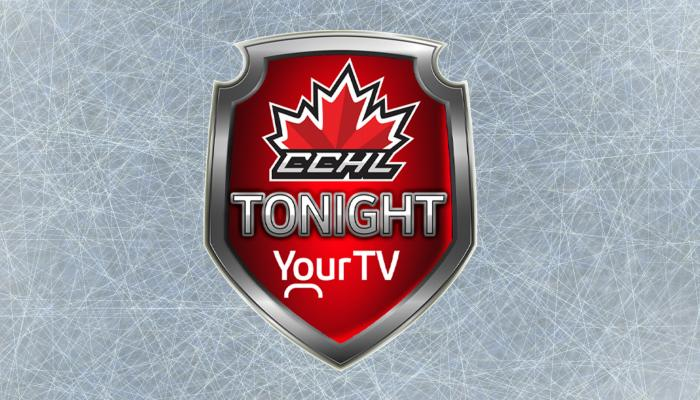 The CCHL Tonight on YourTV