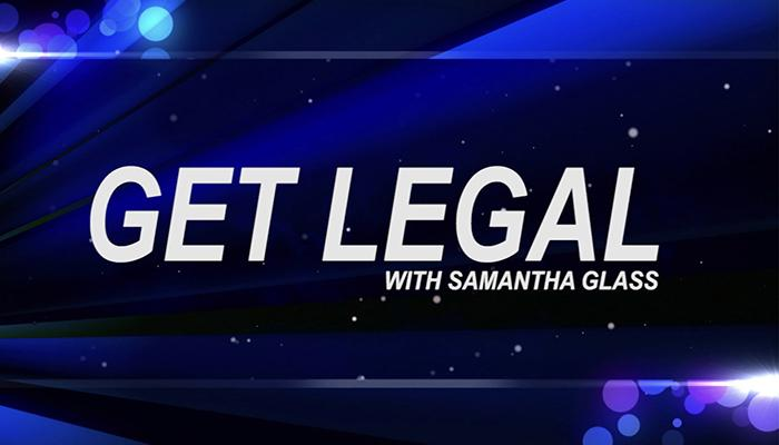 Get Legal with Samantha Glass
