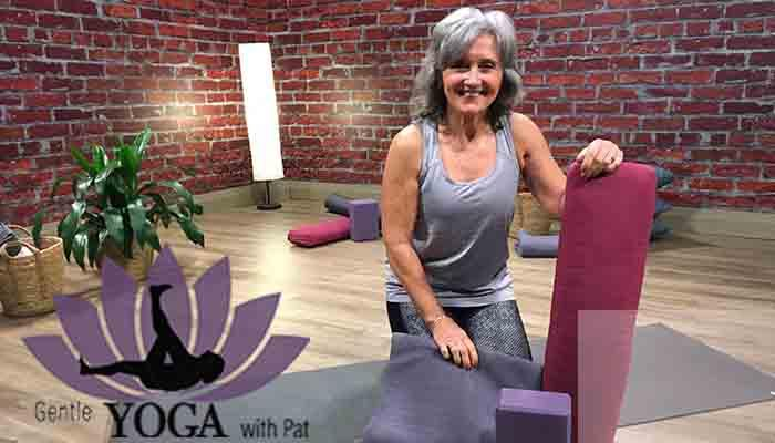 Gentle Yoga With Pat